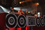 Fabric stage