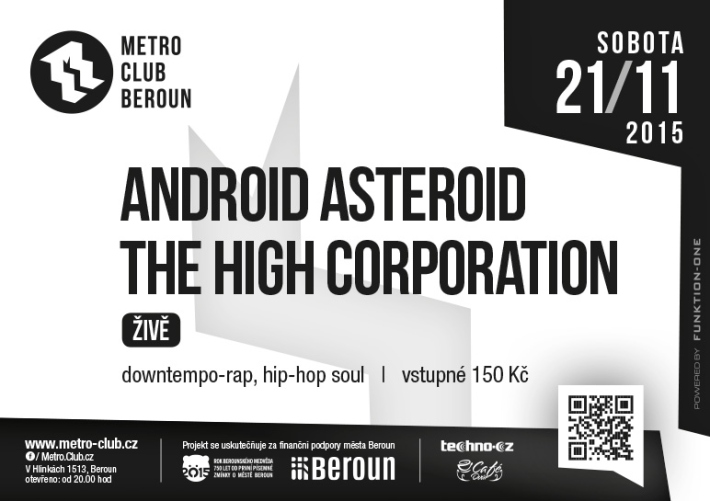 Android Asteroid