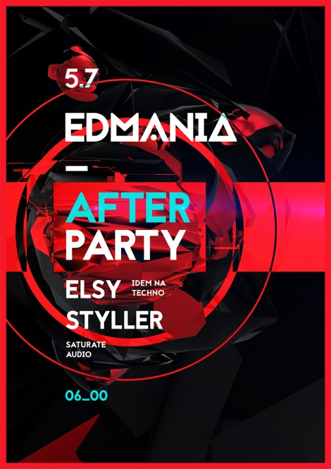Edmania Afterparty