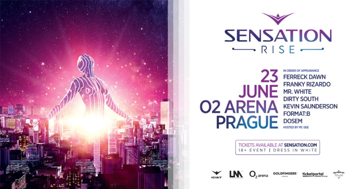 Sensation Prague