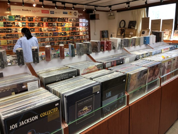 Shun Cheong Record Showroom