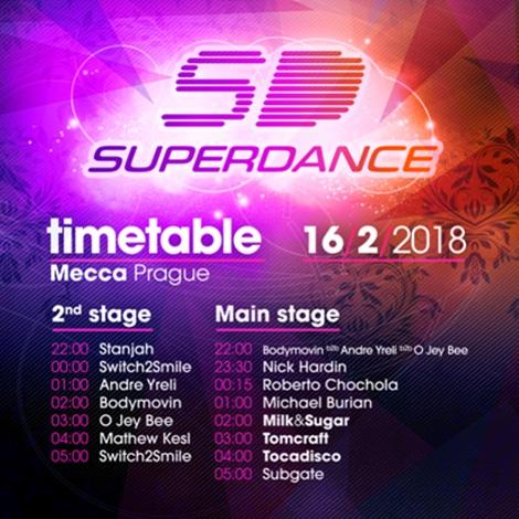Superdance